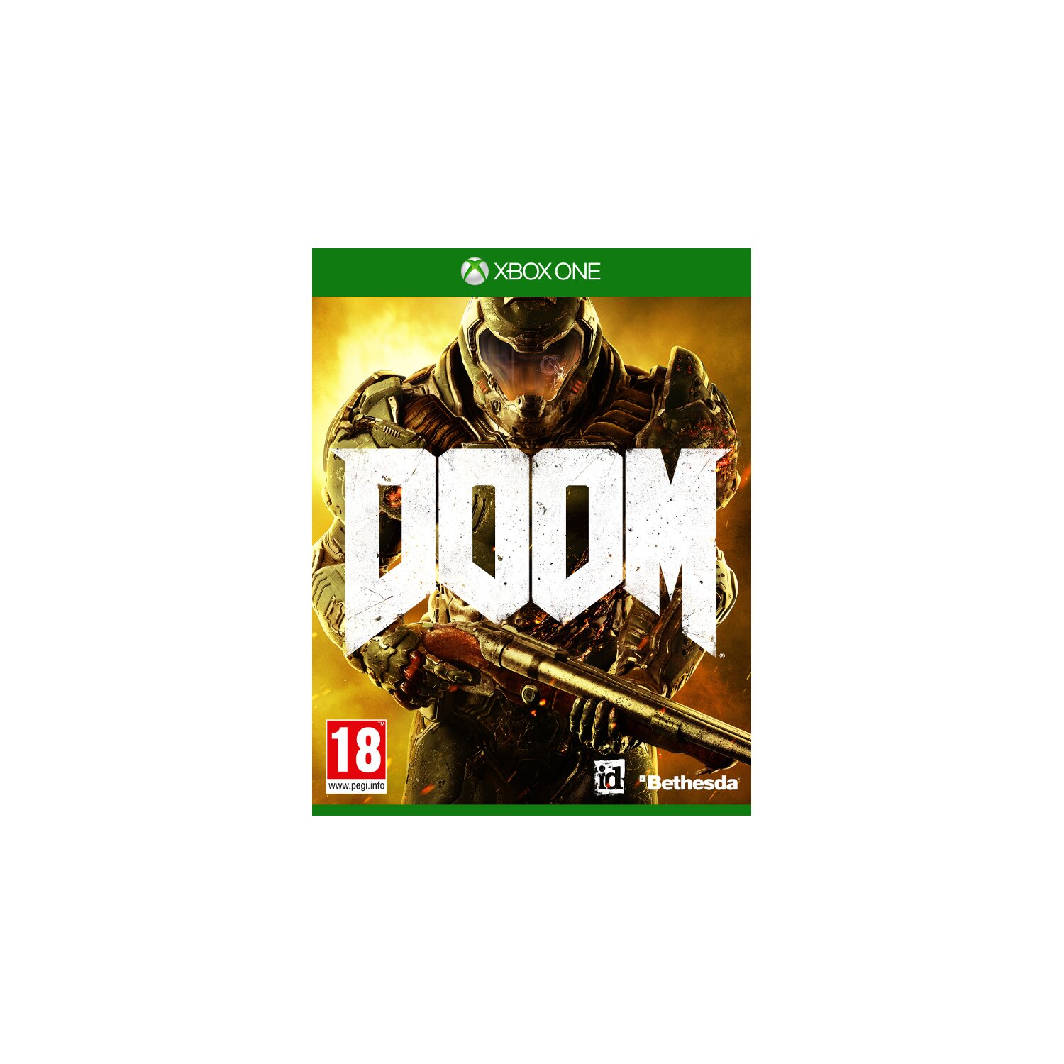 Gra Xbox One Doom