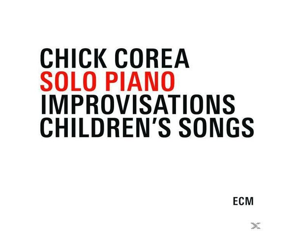 SOLO PIANO - IMPROVISATIONS / CHILDREN'S SONGS