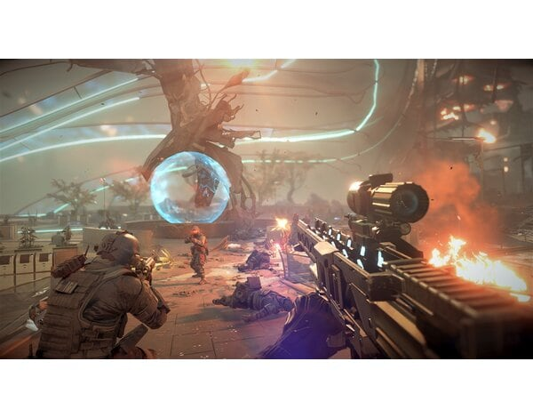 Gra PS4 PlayStation HITS Killzone: Shadow Fall
