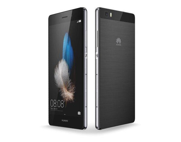 Modernistyczne Smartfon HUAWEI P8 LITE Czarny, Smartfony - opinie, cena - sklep VT35