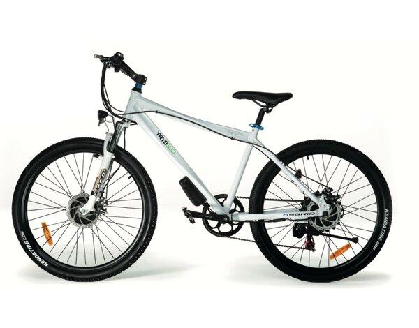 Rower Elektryczny Trybeco Terra 28 Biały