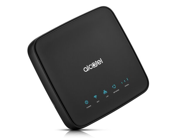 Router ALCATEL LinkHub HH40 Czarny