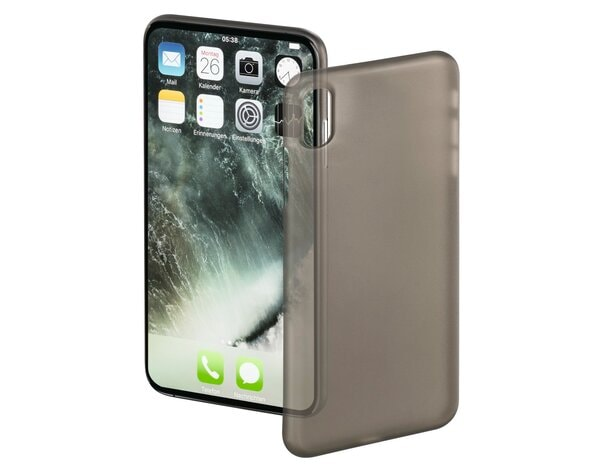 Etui HAMA Ultra Slim do Apple iPhone X Czarny