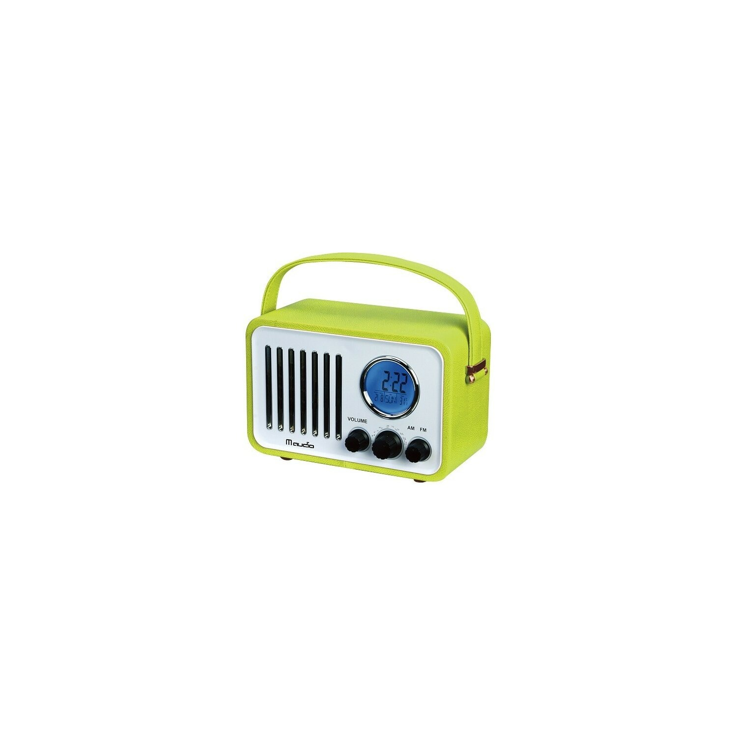 Radio M AUDIO LM-33 Zielony
