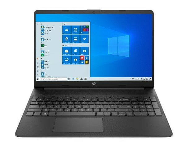 Laptop HP 15s-eq0032nw FHD Ryzen 7 3700U/8GB/512GB SSD/INT/Win10H Czarny