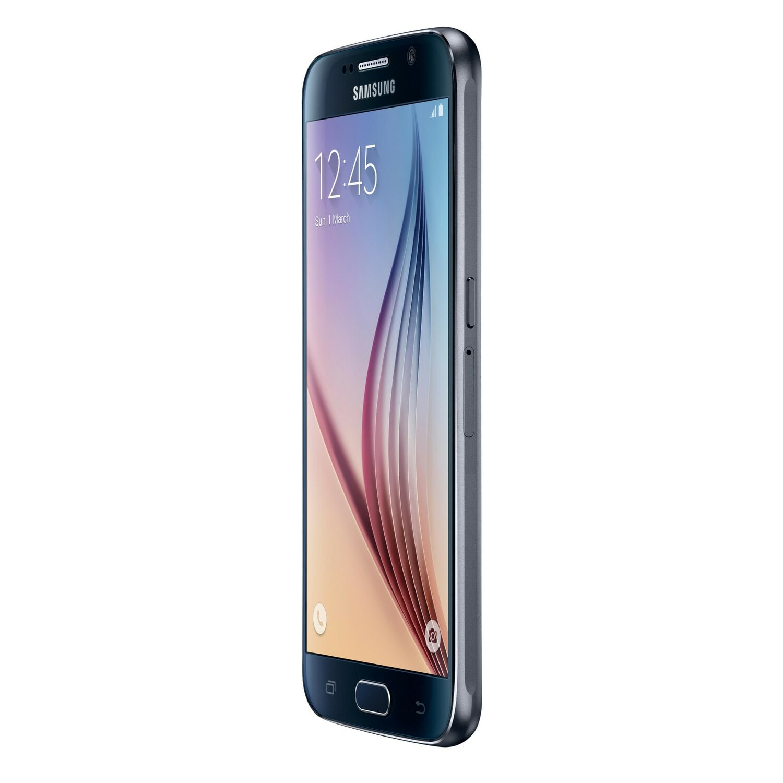 b7c15d45c2e2d7 Smartfon SAMSUNG Galaxy S6 32GB LTE Czarny - Smartfony -