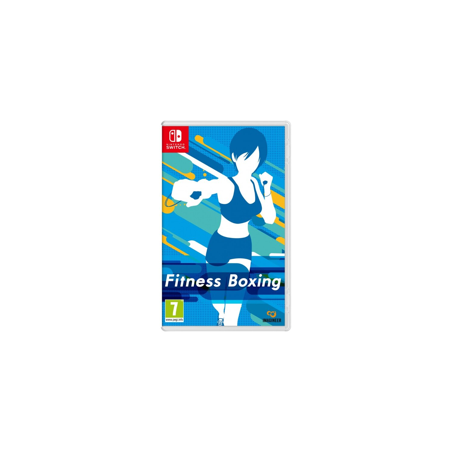 Gra Nintendo Switch Fitness Boxing