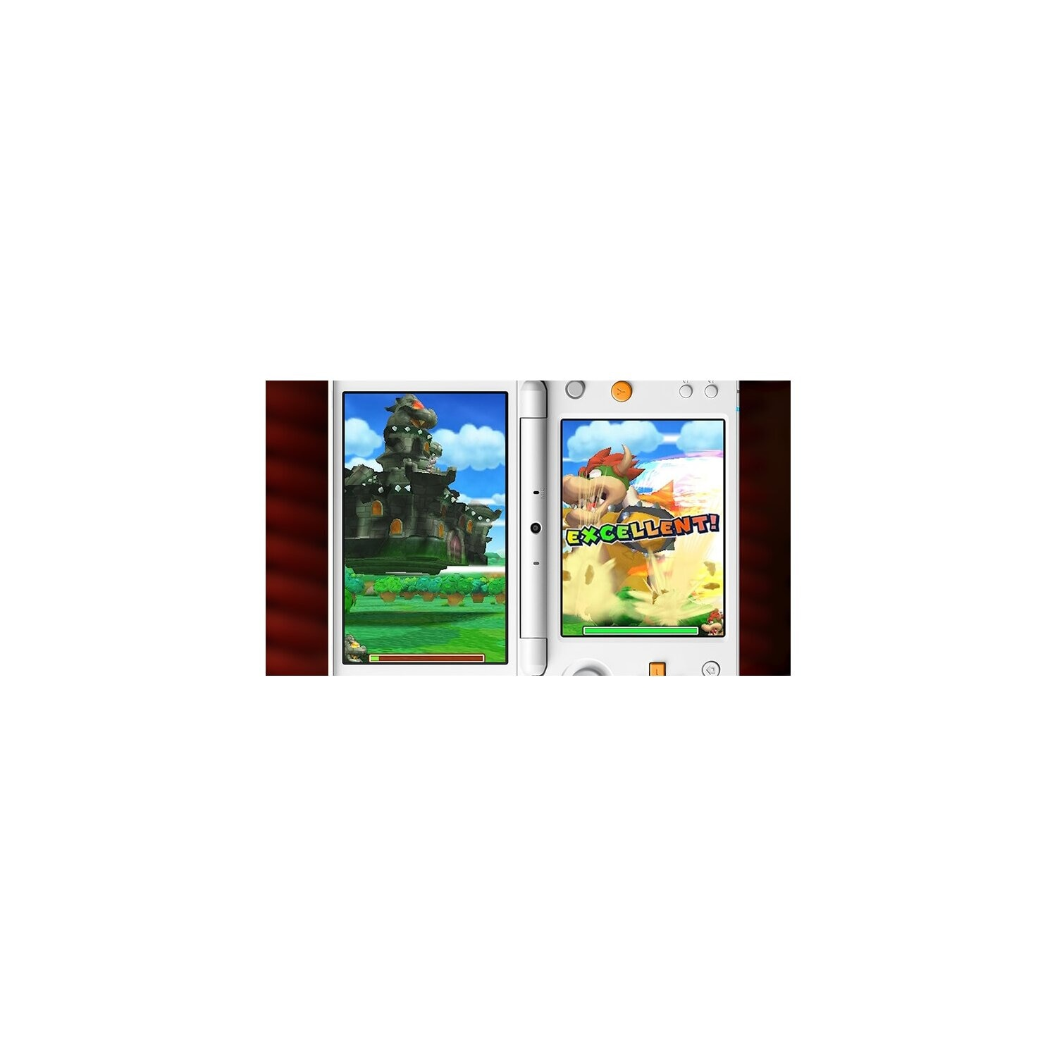 Gra 3DS Mario & Luigi: Bowser's Inside Story + Bowser Jr.'s Journey