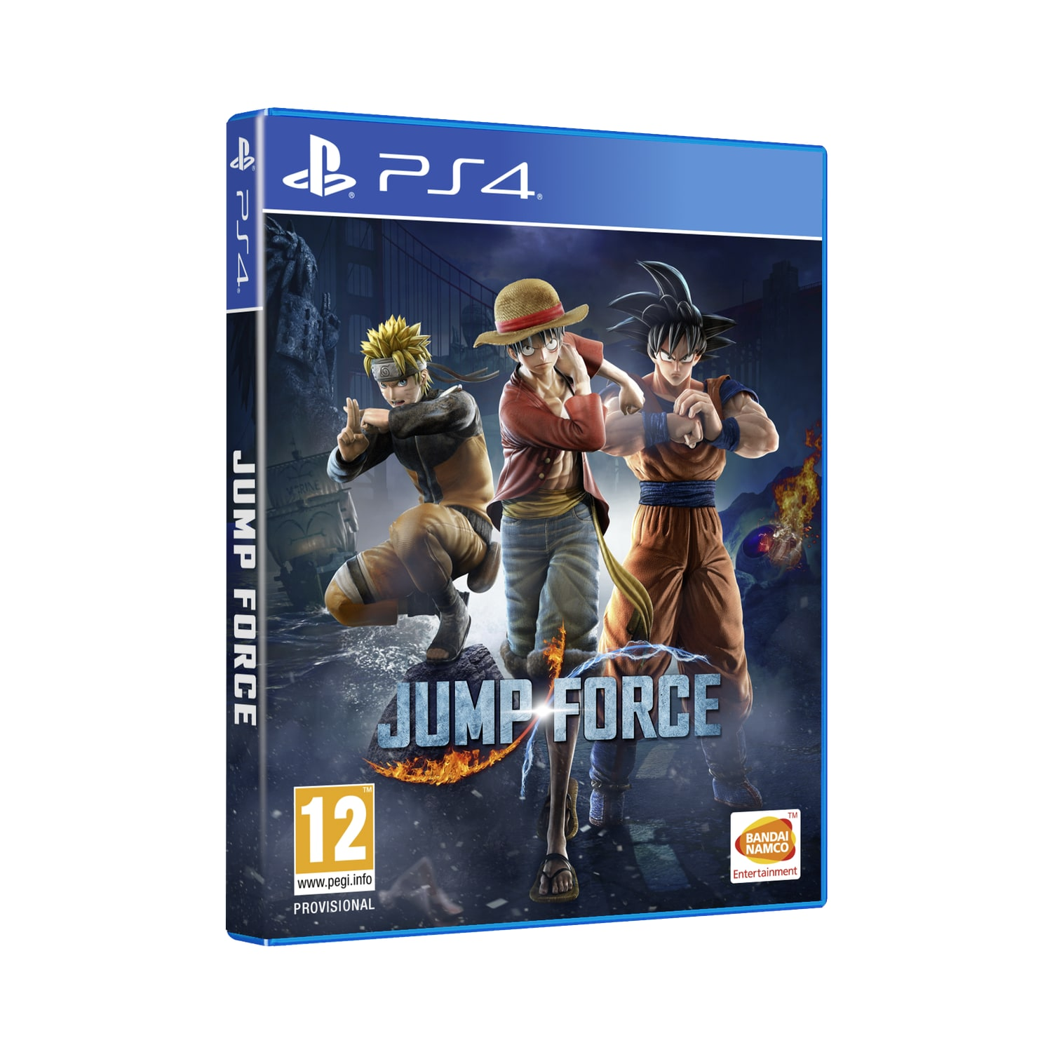 Gra PS4 Jump Force
