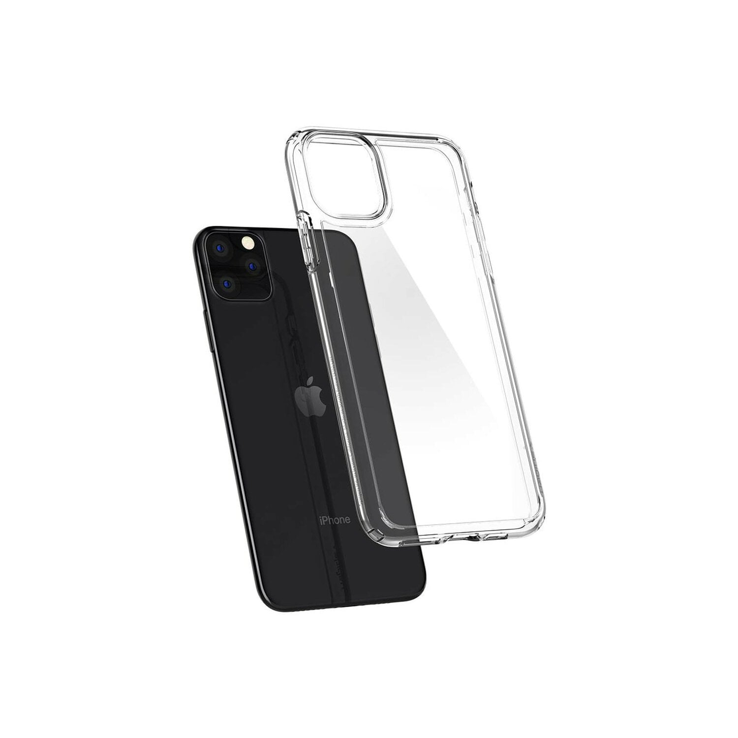 Etui SPIGEN Ultra Hybrid do Apple iPhone 11 Pro Bezbarwny