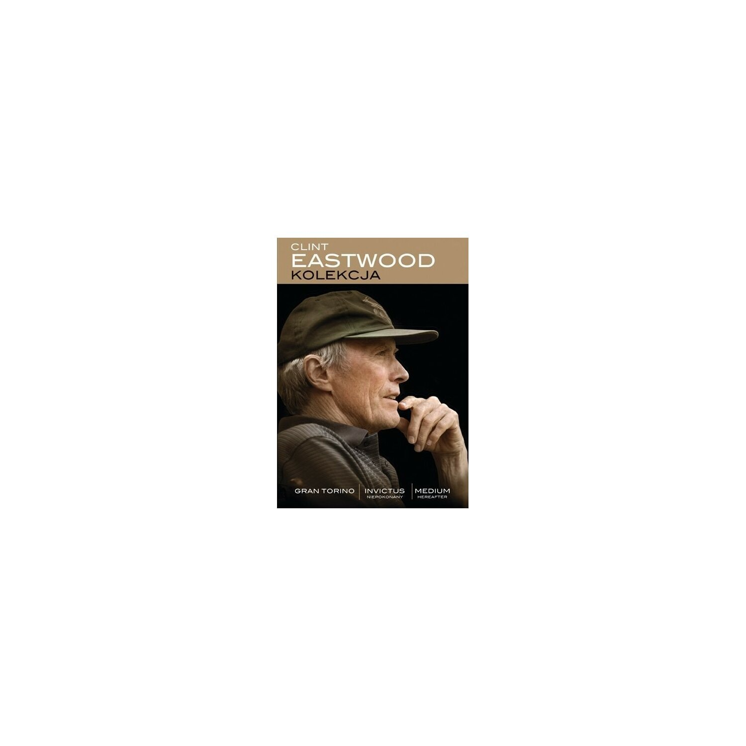 Film GALAPAGOS Clint Eastwood Kolekcja (Medium, Gran Torino, Invictus)