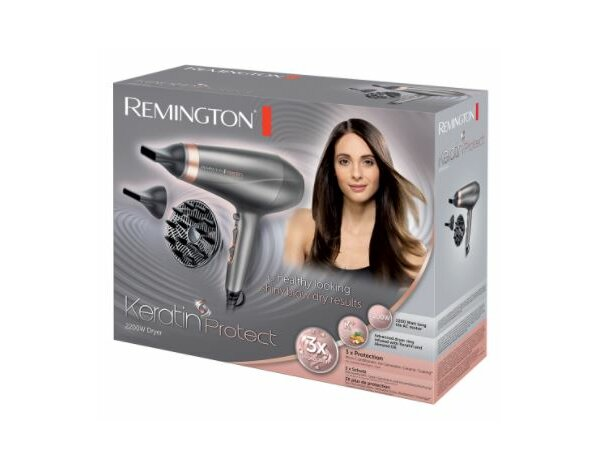 Suszarka REMINGTON AC8820 KERATIN PROTECT