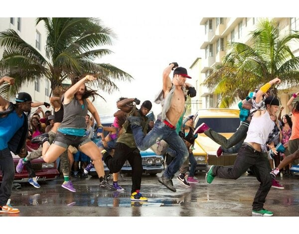 Film MONOLITH VIDEO Step Up 4 Revolution 3D