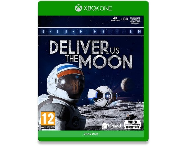 Gra Xbox One Deliver Us The Moon Deluxe Edition