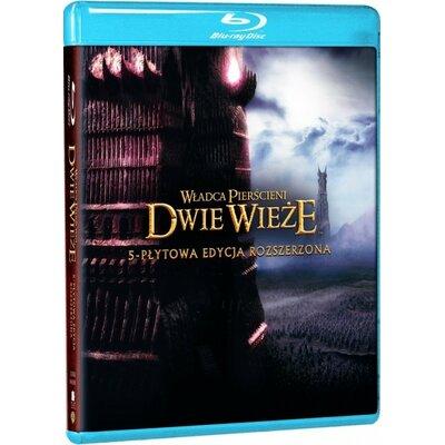 Produkt z outletu: Władca Pierścieni Dwie Wieże (Edycja rozszerzona) The Lord of the Rings: The Two Towers